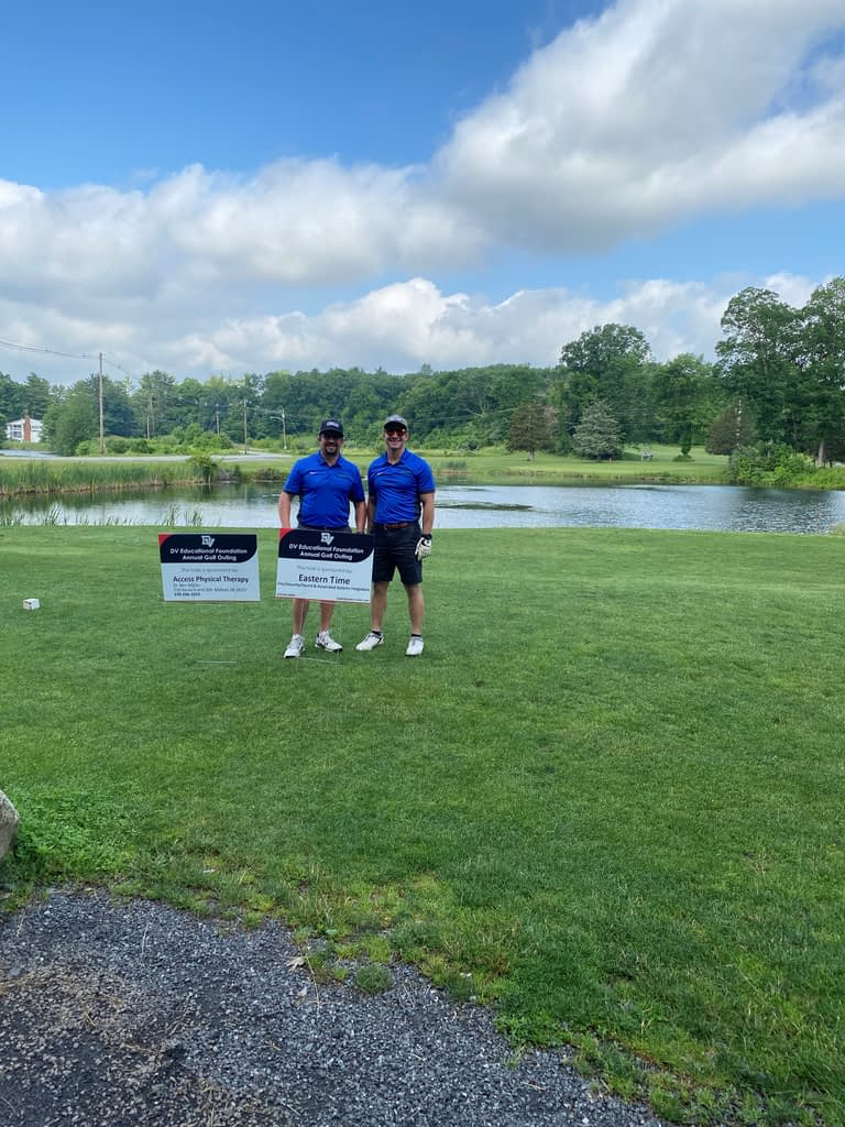 Delaware Valley Golf outing