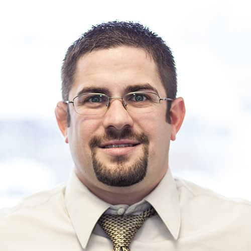 Chad Sportelli Client Services Specialist