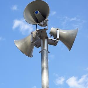 Speaker Sound Communication