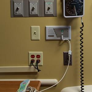 Nurse Call System - Eastern Time